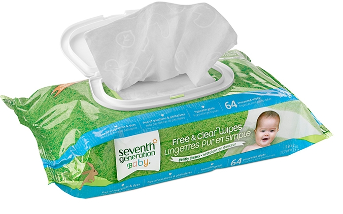 Target – Seventh Generation Wipes Only $1.03 ($3 Value)