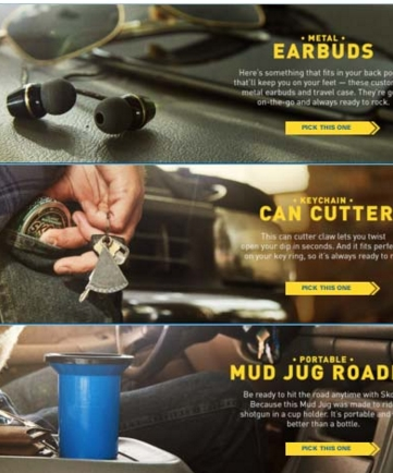 Free Skoal Earbuds, Can Cutter or Mud Jug (New Codes)