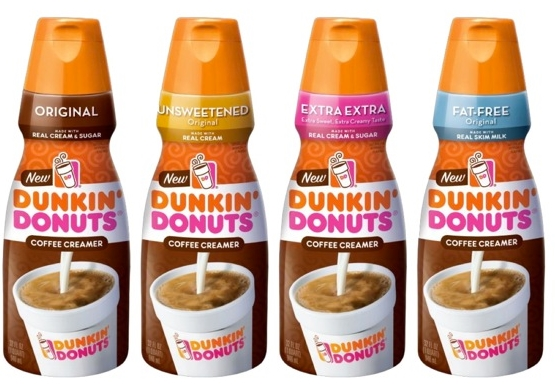 Dunkin Donuts Creamer 32 oz Only 67¢ each at Publix