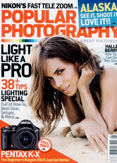 Free One Year Subscription to Popular Photography Magazine