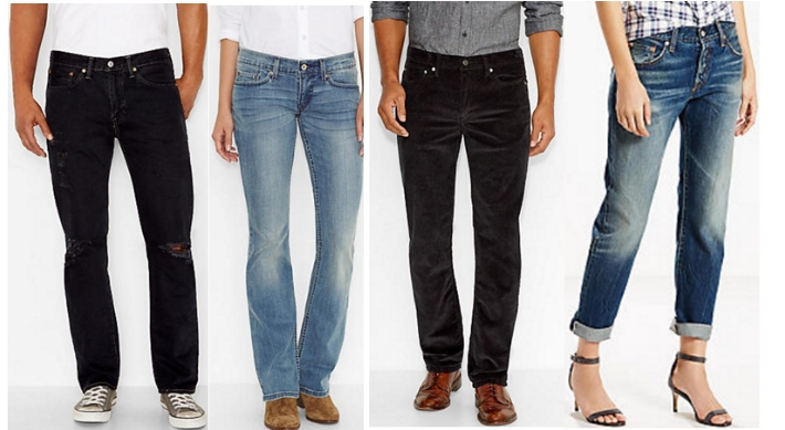 Levi's – Memorial Day Sale Up To 75% Off Sitewide + Take An Additional 30% Off W/Code