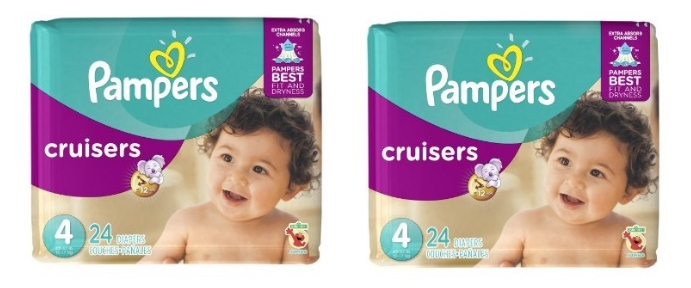 CVS- Pampers Diapers Starting on 5/29 ONLY $1.74 Each