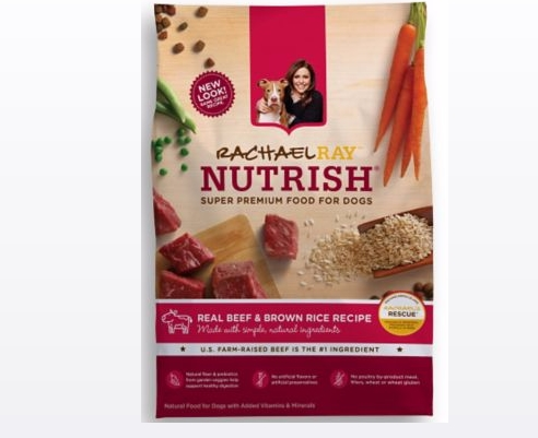 Rachael Ray Super Premium Dog Food Only 44¢ (Today Only)