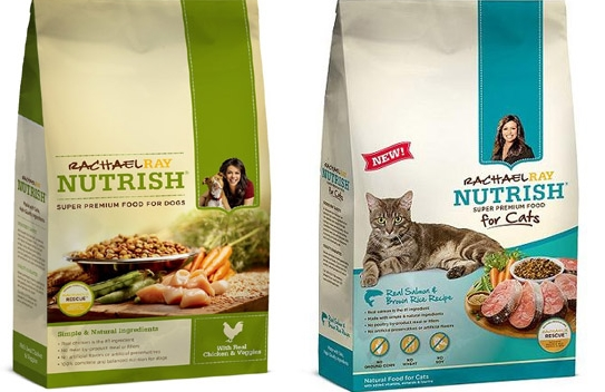 Free Sample of Rachael Ray Dog OR Cat Food!