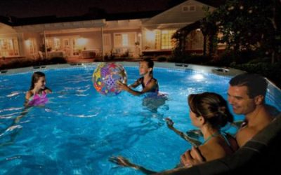 Walmart – Intex LED Pool Light Only $51.95 (Reg $59.99) + Free Shipping!