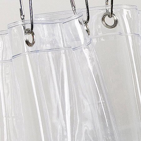 Walmart – Vinyl Shower Curtain Liner, Clear Only $7.56 (Reg $14.99) + Free Store Pickup!