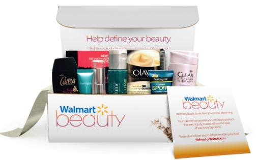 Walmart – FREE Limited Edition Summer Beauty Box (Just Pay $5.00 Shipping)