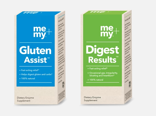 Free Sample of Me + My Naturals Digestive Enzyme Supplements
