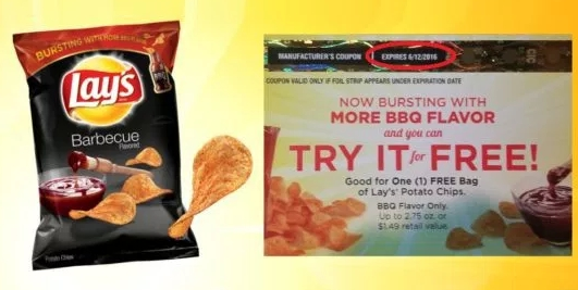Expired Lay's BBQ Chips Coupon? Get a Replacement!