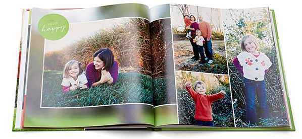 Shutterfly – FREE 20 Page 8″x 8″ Hardcover Book