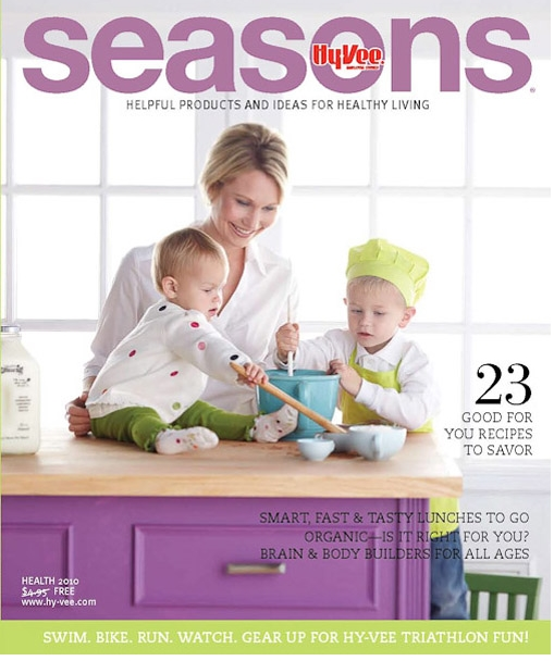 Free Subscription to Hy-Vee Seasons Magazine (Select States)