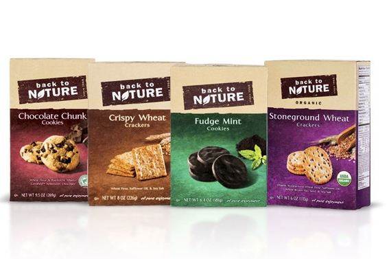 Possible Free Back to Nature Crackers or Cookies