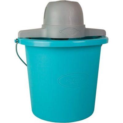 Walmart – Nostalgia Electrics 4-Quart Blue Bucket Electric Ice Cream Maker, ICMP400BLUE Only $25.00 (Reg $29.99) + Free Store Pickup