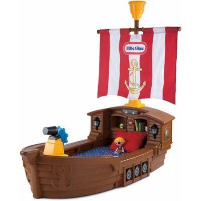 Walmart – Little Tikes Pirate Ship Toddler Bed Only $249.99 (Reg $329.00) + Free Store Pickup