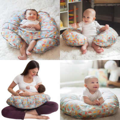 Walmart – Leachco – Cuddle-U Nursing Pillow and More with Slipcover, Pop Tops Only $17.83 (Reg $23.77) + Free Store Pickup Today
