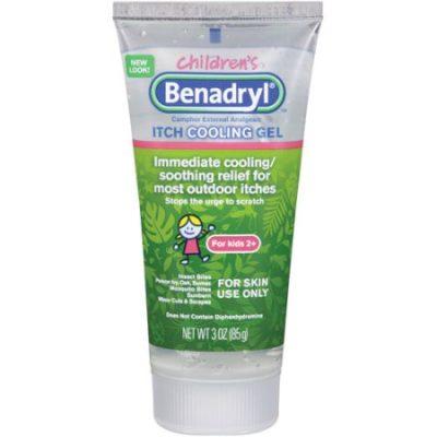Walmart – Benadryl(R): Gel For Kids Anti-Itch Gel For Kids, 3 Oz Only $4.48 (Reg $5.48) + Free Store Pickup