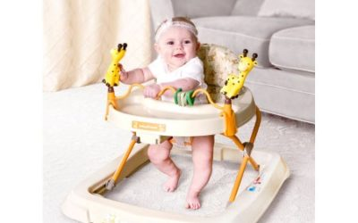 Walmart – Baby Trend – Baby Activity Walker with Toys, Kiku Only $27.88 (Reg $69.47) + Free Store Pickup