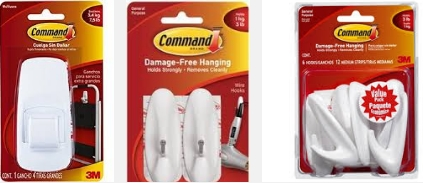 Command – FREE Command Hooks at Dollar Tree with Coupon!