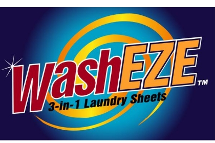 Free WashEZE 3-in-1 Laundry Sheet *Available Again*