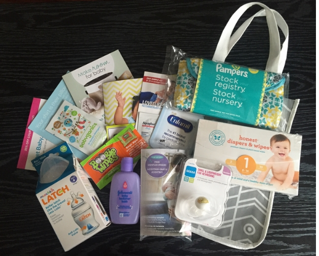 Target Baby Registry Free Welcome Kit 1 Year Gift