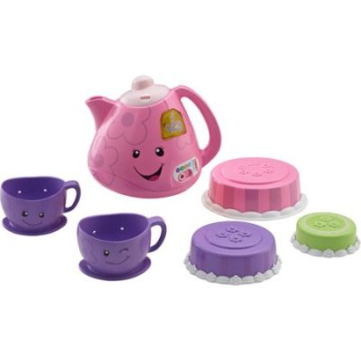 Walmart – Fisher-Price Laugh and Learn Smart Stages Tea Set Only $14.78 (Reg $16.96) + Free Shipping