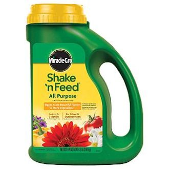 Kmart – Miracle Grow Shake 'n Feed® All Purpose Plant Food – 4.5 lb. Only $11.85 (Reg $12.49) + Free Store Pickup