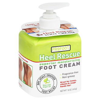 Kmart – ProFoot Heel Rescue Foot Cream, Superior Moisturizing, Fragrance Free, 16 oz (454 g) Only $6.59 (Reg $8.59) + Free Store Pickup