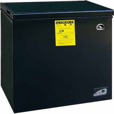 Walmart – Igloo 5.1 cu ft Chest Freezer, Black Only $199.00 (Reg $259.00) + Free Shipping