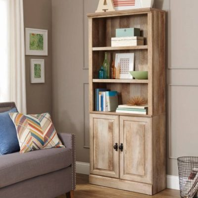 Walmart – Better Homes and Gardens Crossmill Bookcase with Doors Only $129.00 (Reg $149.00) + Free Shipping