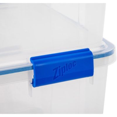 Walmart – Ziploc 4-Piece Small/Small Deep Weathertight Storage Set Only $49.00 (Reg $64.99) + Free Store Pickup