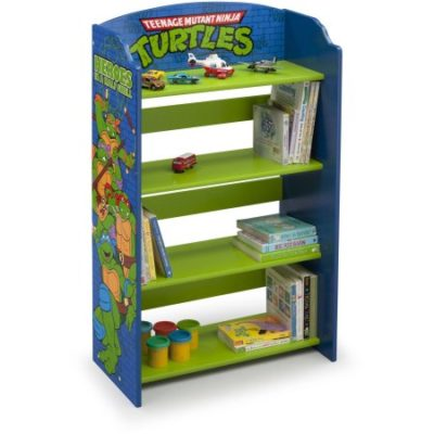 Walmart – Delta Children Teenage Mutant Ninja Turtles Bookshelf Only $35.00 (Reg $49.98) + Free Store Pickup