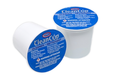 FREE CleanCup K-Cup Brewer Cleaner Sample