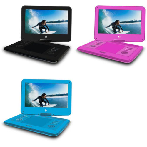 Walmart – Ematic 13.6″ Portable DVD Player with Travel Bag and Headphones Only $89.99 (Reg $99.00) + Free Shipping