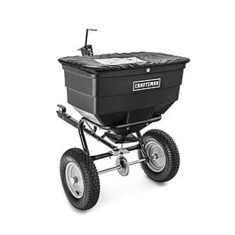 Sears – Craftsman Seed and Fertilizer Spreader Only $218.49 (Reg $259.99) + Free Store Pickup