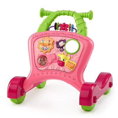 Kmart – Bright Starts Pretty in Pink™ Sit to Stride Activity Walker Only $19.99 (Reg $26.99) + Free Store Pickup