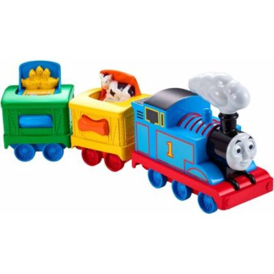 Walmart – Fisher-Price My First Thomas & Friends Thomas Activity Train Only $9.88 (Reg $19.99) + Free Store Pickup