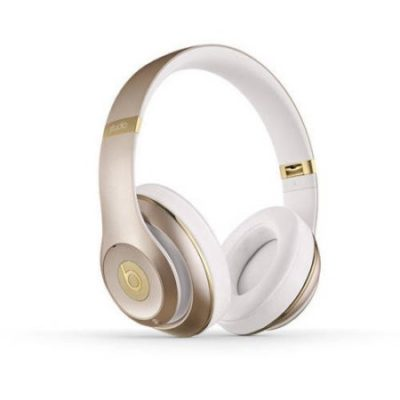 Walmart – Beats by Dr. Dre Wireless Studio 2.0 Over-the-Ear Headphones, Gold Only $259.00 (Reg $279.99) + Free Shipping