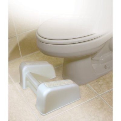 Walmart – North American Health + Wellness Re-Lax Toilet Foot Rest, White, Jb6398 Only $24.95 (Reg $39.99) + Free Store Pickup