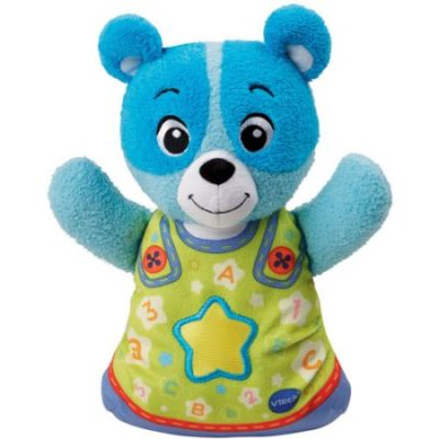Walmart – VTech Soothing Songs Bear, Blue Only $10.48 (Reg $13.96) + Free Store Pickup