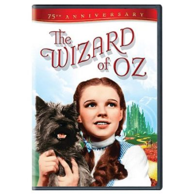 Walmart – The Wizard Of Oz: 75th Anniversary (Widescreen) Only $8.87 (Reg $16.95) + Free Store Pickup