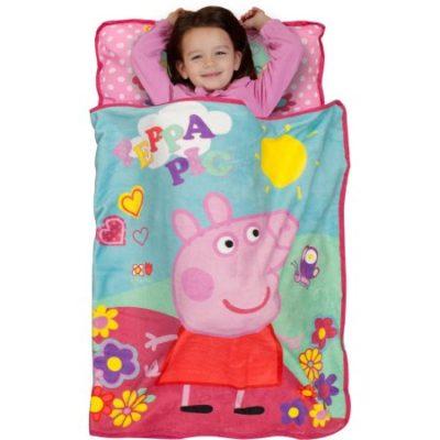 """Walmart – Nickelodeon Peppa Pig """"Adorable"""" Toddler Nap Mat Only $14.99 (Reg $19.99) + Free Store Pickup"""