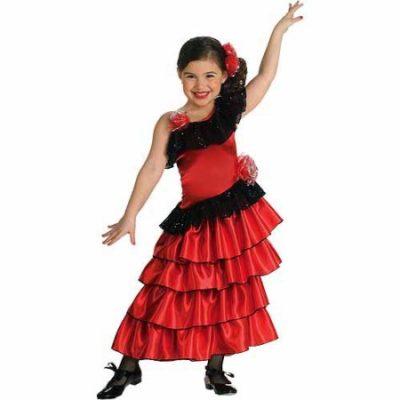 Walmart – Flamenco Princess Child Halloween Costume Only $19.57 (Reg $24.99) + Free Store Pickup