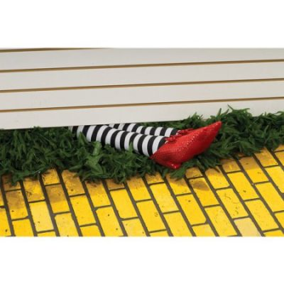 Walmart – Wicked Witch Legs Halloween Prop Only $11.99 (Reg $19.99) + Free Store Pickup