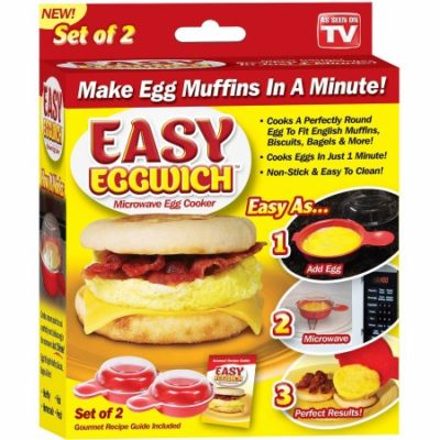 Walmart – As Seen on TV Easy Eggwich Only $5.25 (Reg $9.88) + Free Store Pickup