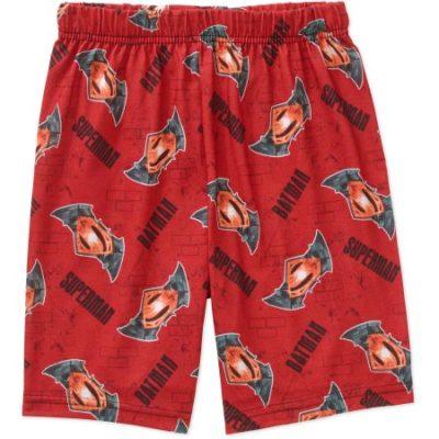 Walmart – DC Comics Batman V Superman Boys Licensed Sleep Shorts Only $2.00 (Reg $6.92) + Free Store Pickup