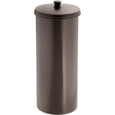 Walmart – InterDesign Kent Toilet Paper Holder Canister Only $10.56 (Reg $14.99) + Free Store Pickup