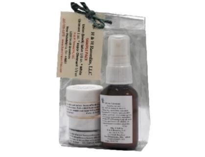 Free H & H Remedies Sample Pack!