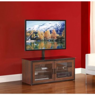Walmart – Whalen Brown Closed Door 3-In-1 TV Stand For TVs Up To 52″ Only $129.00 (Reg $159.00) + Free Shipping