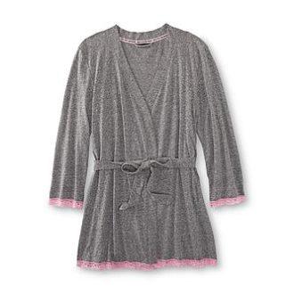 Sears – Joe Boxer Women's Knit Bathrobe Only $9.99 (Reg $36.00) + Free Store Pickup