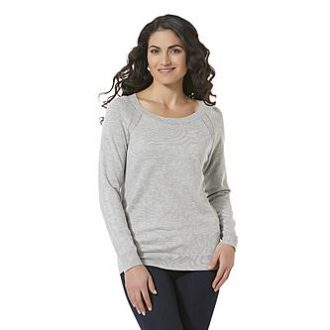 Sears – Covington Petite's Pointelle Knit Sweater Only $4.99 (Reg $42.00) + Free Store Pickup
